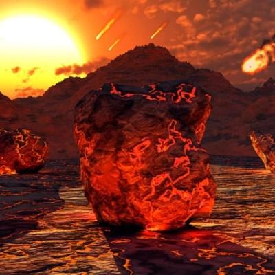 Impactos de meteoritos podrían haber creado las placas tectónicas de la Tierra