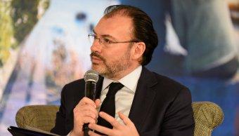 México puede recuperarse si no hay TLCAN: Videgaray