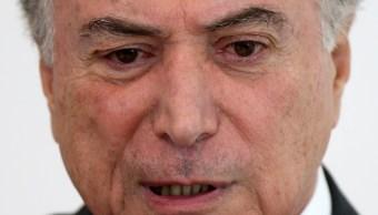 Fiscal brasileño presenta nuevas acusaciones corrupcion Temer