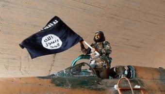 Miembro del Estado Islámico. (Getty Images, archivo)