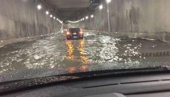 desnivel mixcoac infraestructura prueba inundaciones inundo