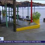 Monitorean río en Tecolutla Veracruz ante la cercanía del huracán KatiaMonitorean río en Tecolutla Veracruz ante la cercanía del huracán Katia