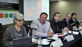cndh presenta resultados estudio salud mujeres indigenas