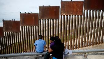Muro en la frontera México-EU se construye desde hace 20 años