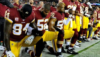Trump pide respeto a jugadores de la NFL por protestas durante himno nacional