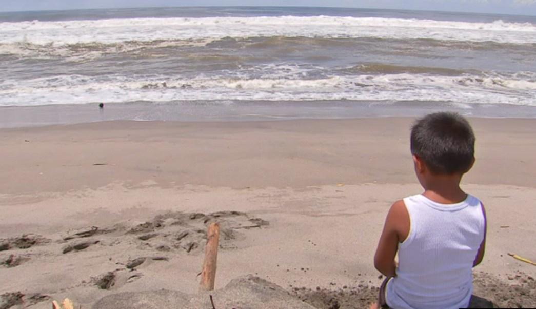 niño de 6 años recuerda el sismo de 8.2 grados