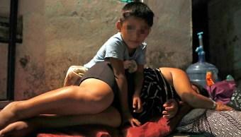 niños chiapas temen regresar clases sismo