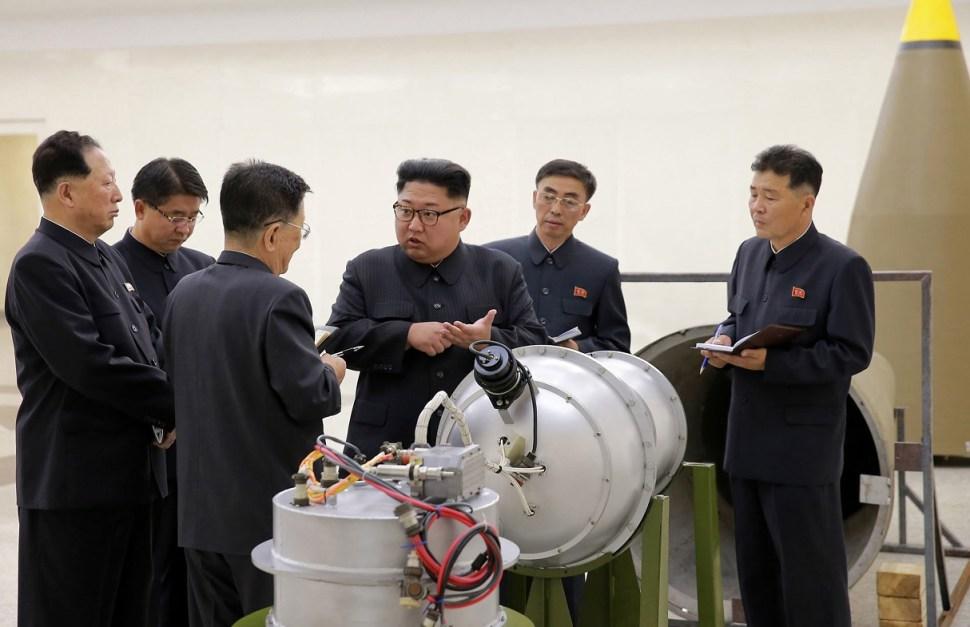 Se derrumba montaña en donde Norcorea realizó pruebas nucleares, de acuerdo a científicos chinos
