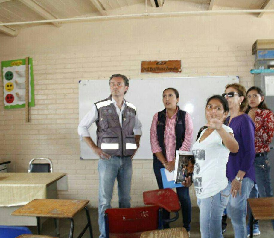 Vuelven a clases en 2 mil 512 escuelas de la CDMX