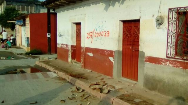 Sismo de magnitud 6.1 provoca caída de inmuebles en Oaxaca