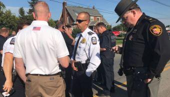Reportan arresto tras incidente con pistolero en escuela de Ohio