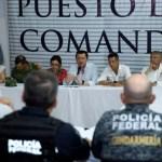 Osorio Chong sostiene reunión de evaluación de acciones por sismo