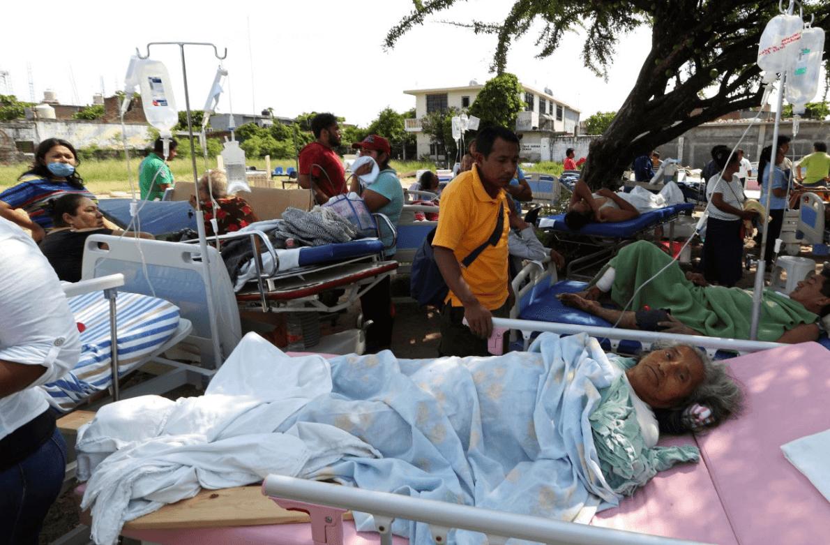 Mandatarios expresan solidaridad con México tras sismo
