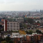 panoraica de la ciudad de mexico