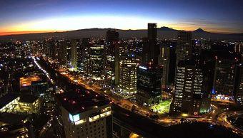 panoramica de la ciudad de méxico del 12 de septiembre