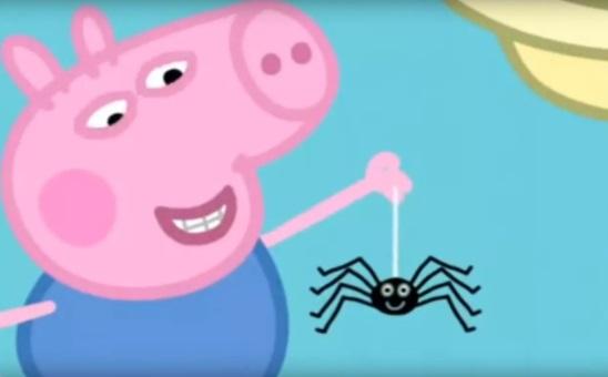 Un capítulo de Peppa Pig fue cancelado en Australia por ser peligroso