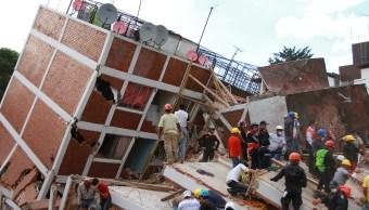 PGJ CDMX recibe denuncias sobre viviendas afectadas