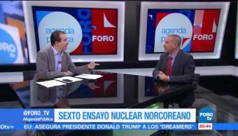 Por qué México expulsa al embajador de Corea del Norte