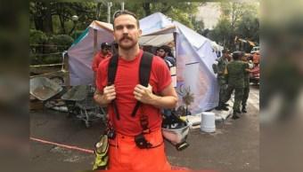 Paul Fitz, Bombero Inglés, Voluntario, Bombero, Inglés, Rescatistas