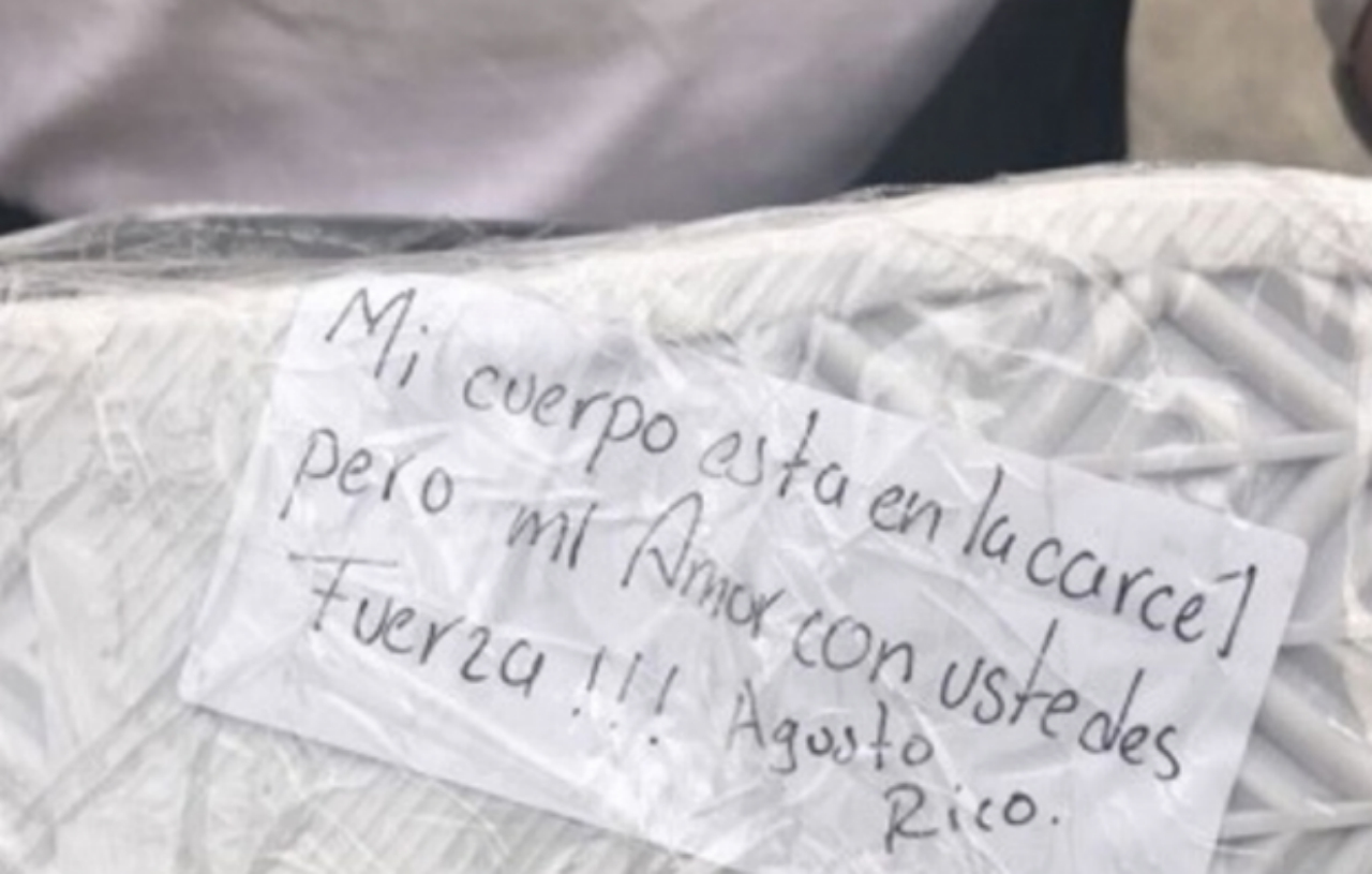 De la cárcel a Oaxaca