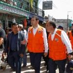 Suman más de 21,300 damnificados en Guatemala tras sismo en México