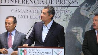 PRI propone reducir diputados y senadores plurinominales apoyo damnificados