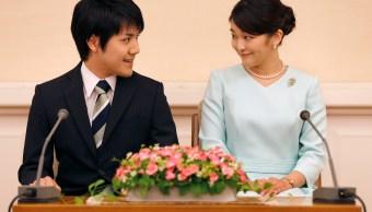 Por amor princesa Mako Japón renunciará a título nobiliario