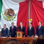 Alfredo del Mazo rinde protesta como gobernador del Estado de México