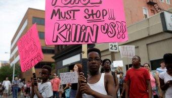 Por cuarto día consecutivo miles protestan Missouri violencia policial