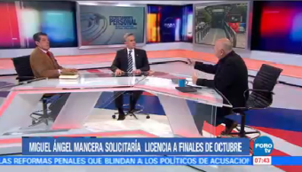 Quinto Informe Gobierno Miguel Ángel Mancera