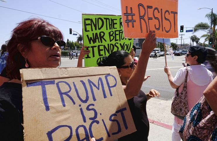 Congreso pide Trump condenar racismo y supremacismo