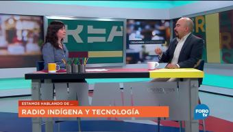 Radio Indígena Tecnología Unam Secretario Técnico De Puic, Juan Mario Pérez