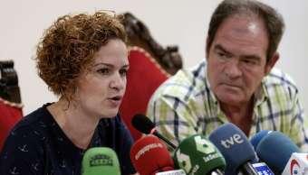 Raquel Garrido, hermana de la española asesinada en Tamaulipas