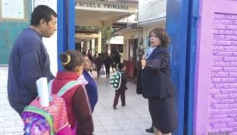 dos mil 500 alumnos regresan clases afectaciones sismo