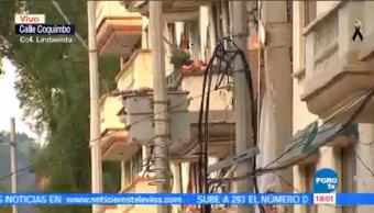 Rescatan Dos Personas Sin Vida Edifico Coquimbo