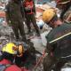 Rescatistas de Israel ayudan en las labores de rescate en la Ciudad de México