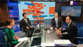 Roberto Gil Ricardo Anaya debatir PAN