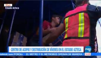 Sale Ayuda Damnificados Sismo Puebla Morelos