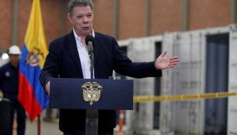 Juan Manuel Santos, presidente de Colombia. (Reuters, archivo)