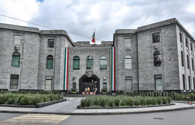 Edificio de la Secretaría de Salud