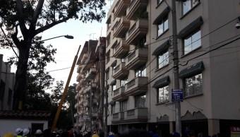 Recuperan cuerpos escombros Lindavista México Sismo