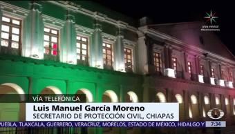 Sigue vigente alerta de tsunami en Chiapas tras sismo
