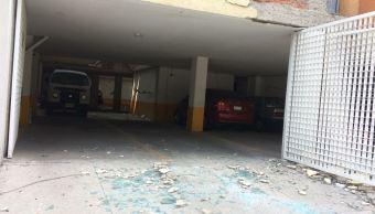 Hay reporte de personas atrapadas por derrumbes informa Mancera