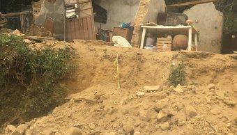 sismo deja cuatro mil damnificados alpanocan