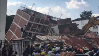 Los refugiados del sismo de la CDMX