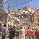 Suman 27 estructuras edificios colapsados CDMX sismo Pena Nieto