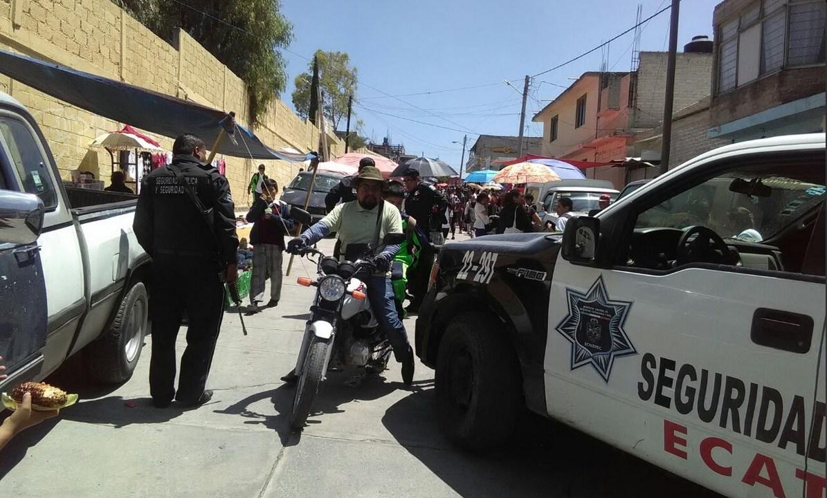 Reportan dos personas fallecidas y seis lesionados tras sismo Edomex