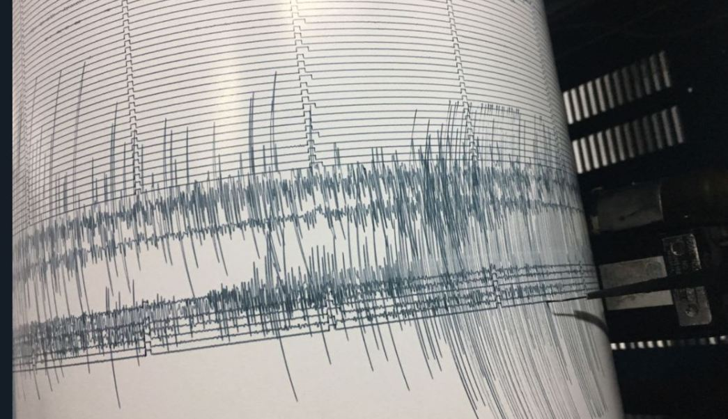 Terremoto de magnitud 6.4 sacude la costa este de Taiwán