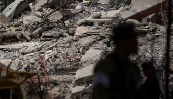 Sobrevivientes del sismo en Coapa cuentan su historia