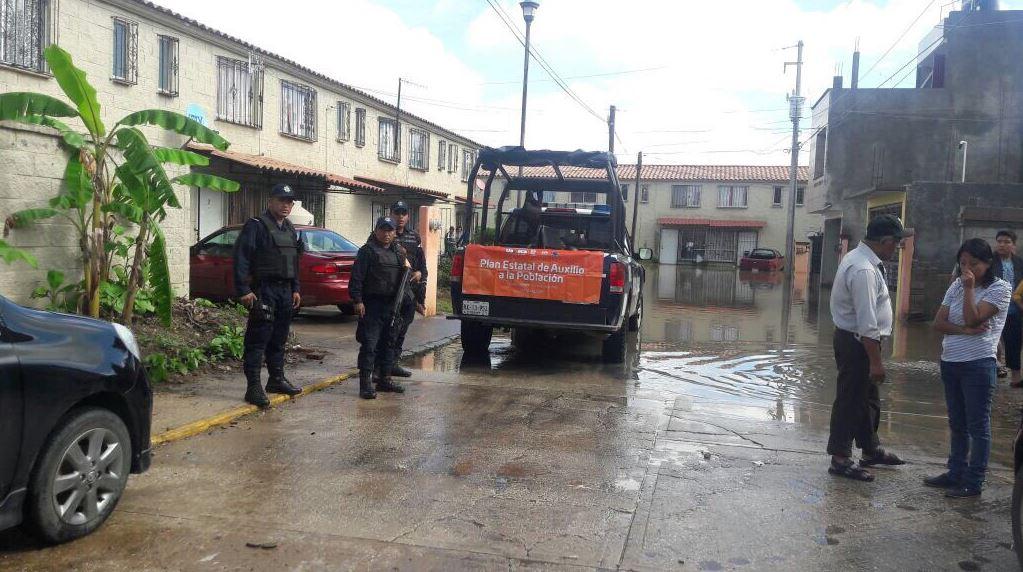 lluvias afectaciones municipios oaxaca xoxocotlan seguridad